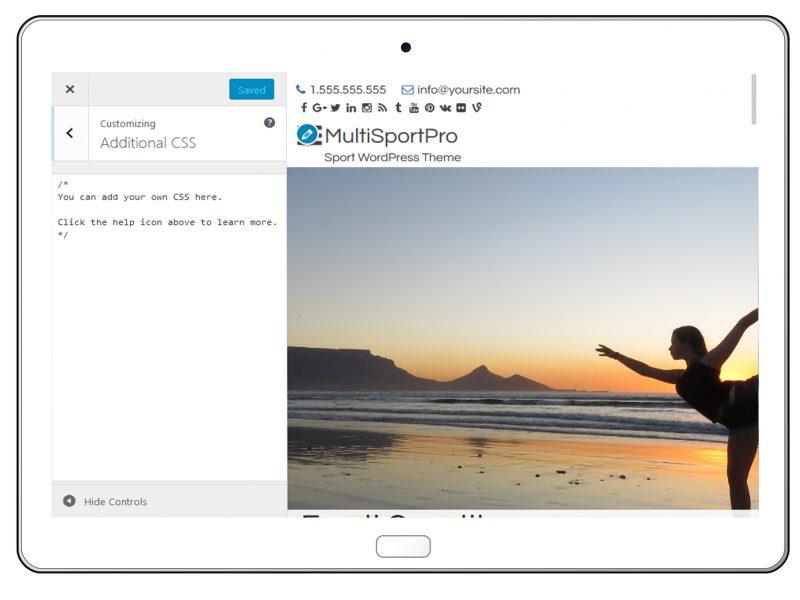 MultiSportPro Additional CSS