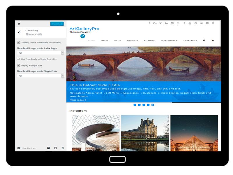 customizablethemes-tablet-mockup-black-ArtGalleryPro-Customizing-Thumbnails