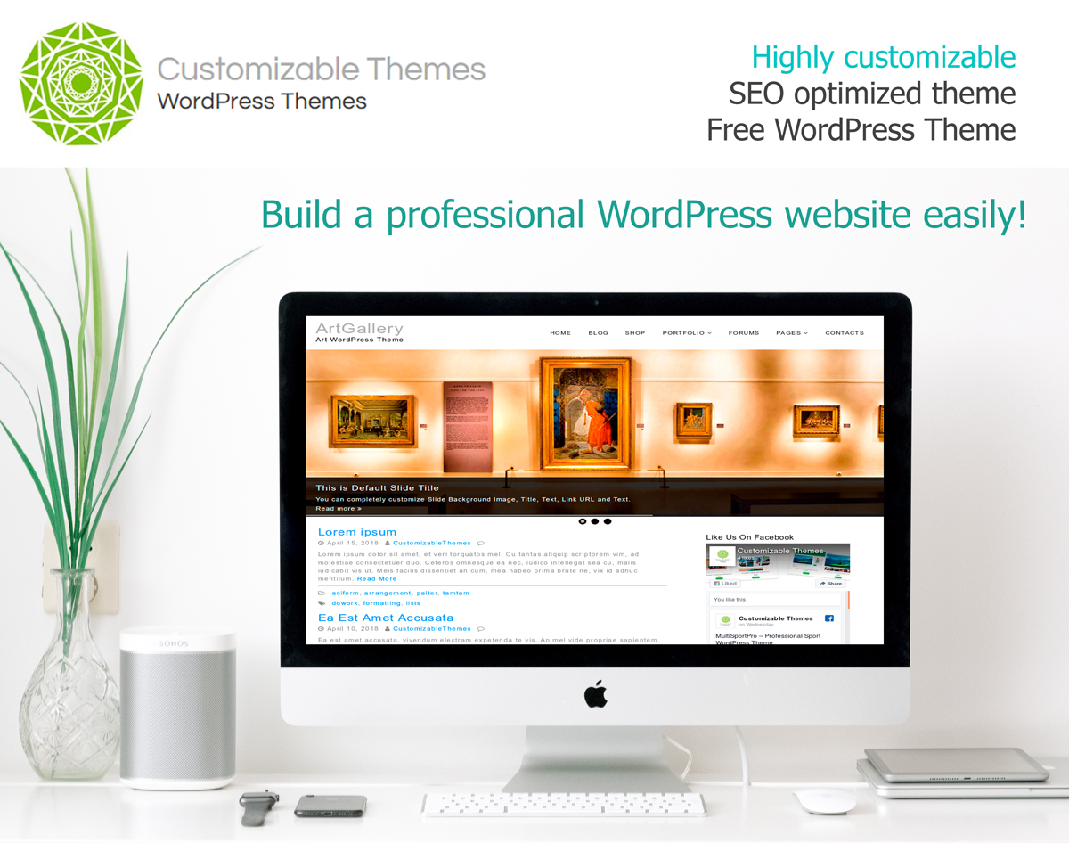 screen-layout-themes-customizable-themes-art-gallery-free-wp-theme