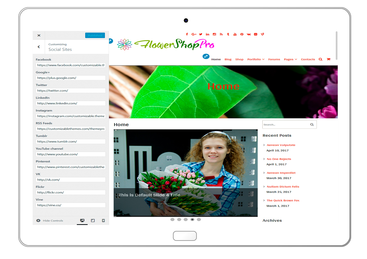 flowershoppro-customizing-social-sites