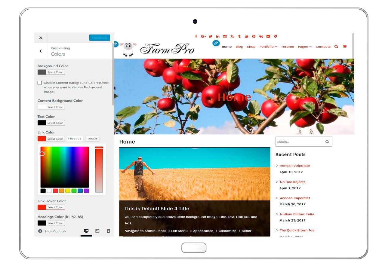 FarmPro-customizing-colors
