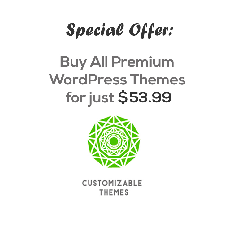 all-premium-wp-theme-customizable-themes-53dollars